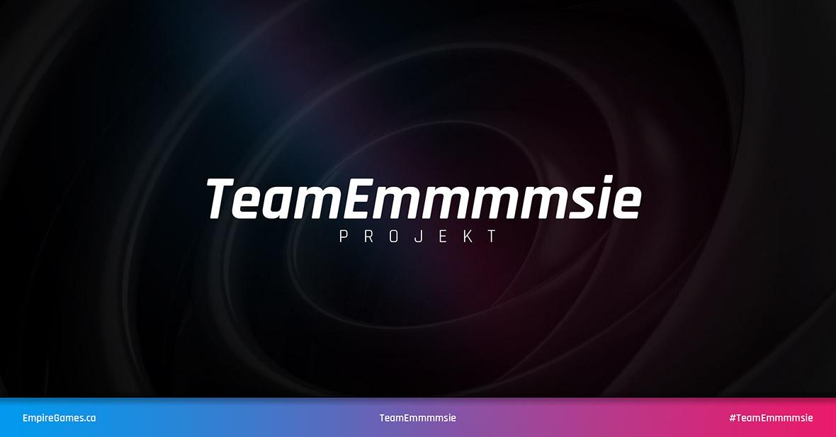 TeamEmmmmsie - Title Card