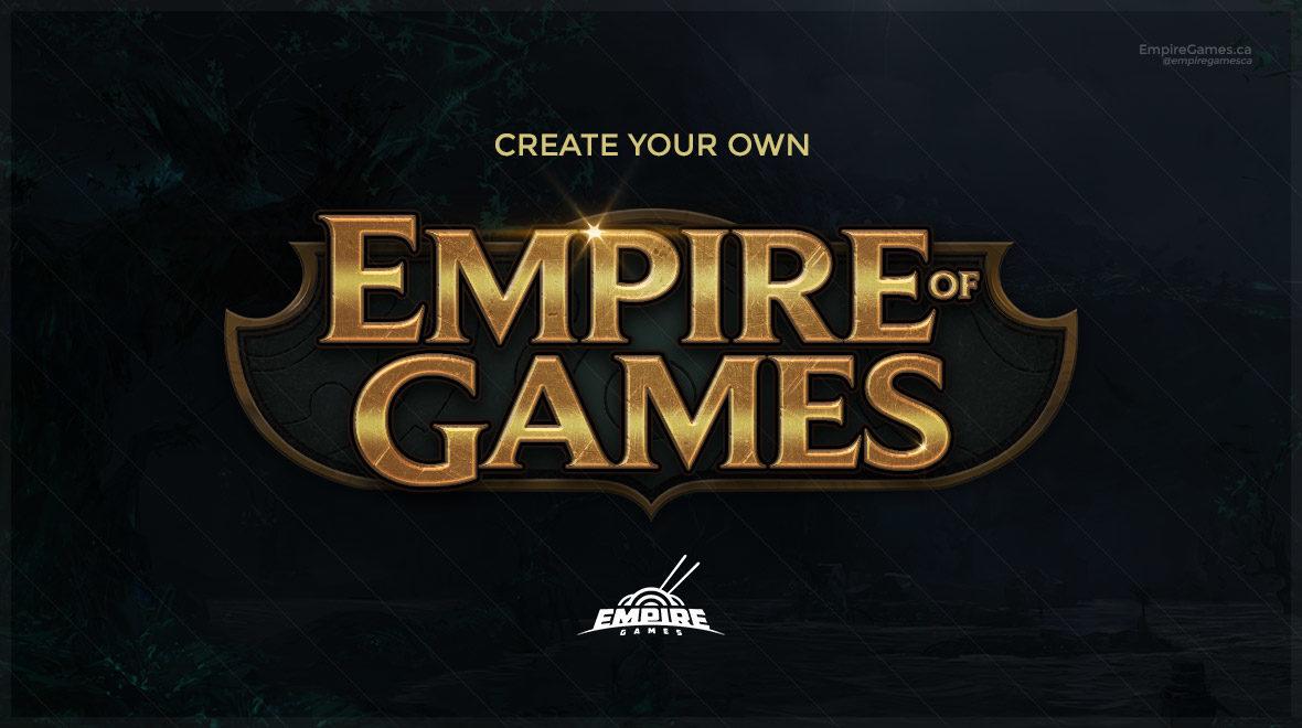 Logo - League Of Legends Creator • Empire Games