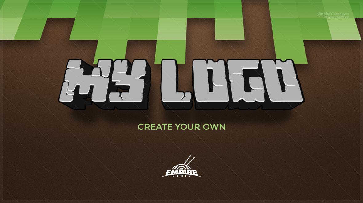 Logo - Minecraft Creator • Empire Games