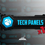 Panels – Tech Lab (Blue)